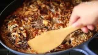Bœuf gratiné