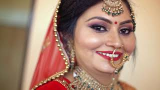 Jasbir Singh & Harjit Kaur Cinematic Wedding Teaser Sonu Digital Studio Chd 9417121496