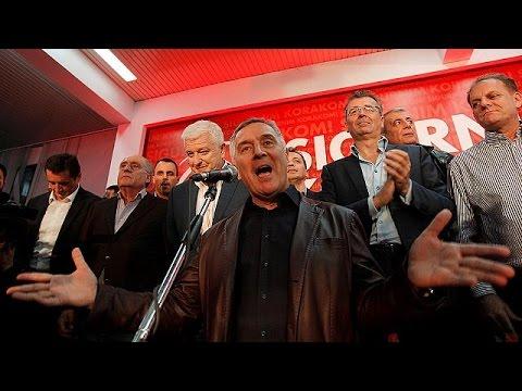 Μαυροβούνιο: Νίκη χωρίς αυτοδυναμία για τον φιλοδυτικό Μίλο Τζουκάνοβιτς