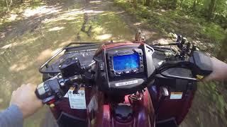 9. Rocky Trail Riding 2017 Polaris Sportsman 570 Utility Edition