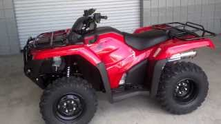 8. 2014 Rancher ES 420 SALE / Honda of Chattanooga TN // 2014 TRX420FE1E Rancher 4x4 ATV