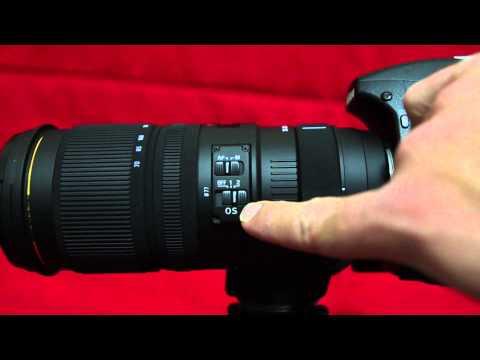 Sigma 70-200mm APO EX DG OS