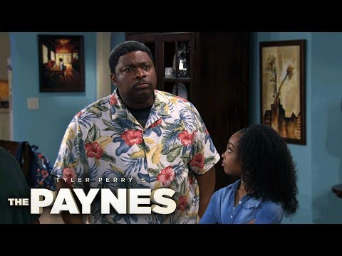 Curtis Says He'll Send Nyla to a Shelter | Tyler Perry's The Paynes | Oprah Winfrey Network
