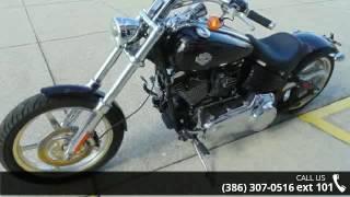 10. 2009 Harley-Davidson® Softail® Rocker™ C  - Jim Walke...