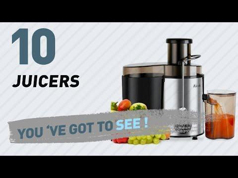 Juicers, Amazon UK Best Sellers 2017 // Kitchen & Home Appliances