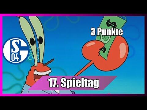 Bundesliga 17. Spieltag portrayed by Spongebob [Deutsch/German]