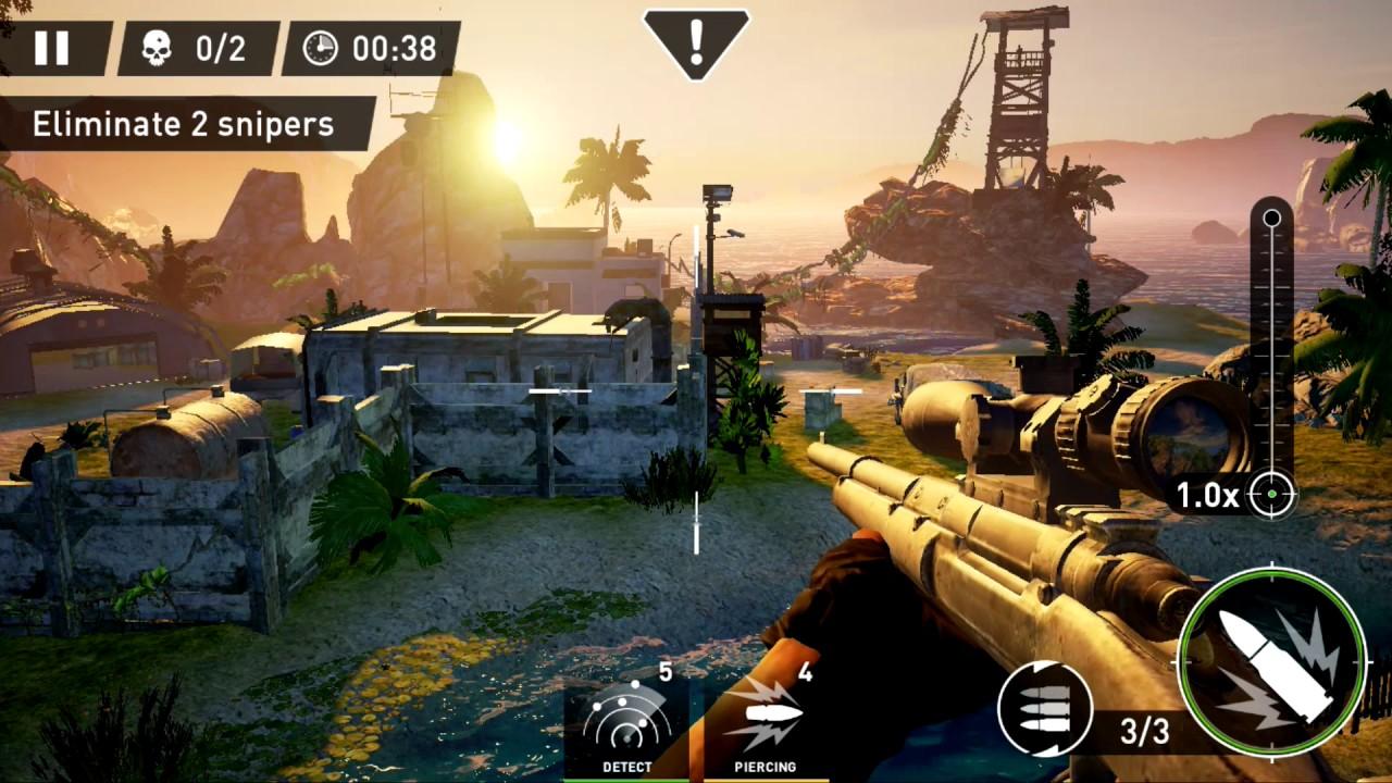 Sniper: Hunter