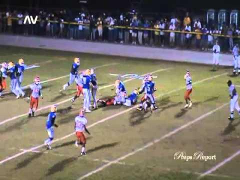Stephone Anthony Senior High School Highlights video.