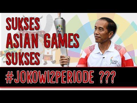 BENANG MERAH (EPS.154): Sukses Asian Games, Sukses #Jokowi2Periode?