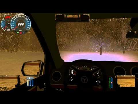 Учебный Автосимулятор 2 (Зима +100 машин)