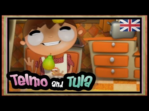 Telmo and Tula, funny animated series for children with crafts and recipe ideas for kids