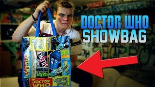 On Saturday I decided to go to the Ekka and pick myself up a Doctor Who Showbag! Would you like to see more videos like this?
