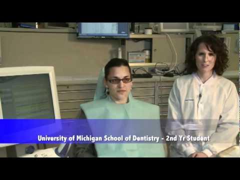 Michigan Zahnmedizinstudenten Lernen Digitale Abformung