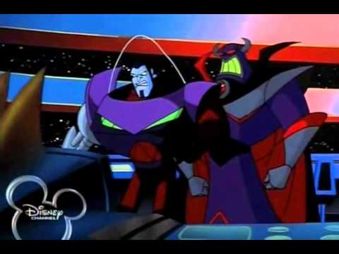 Buzz Lightyear Of Star Command   2x02   Rookie Of The Year Js