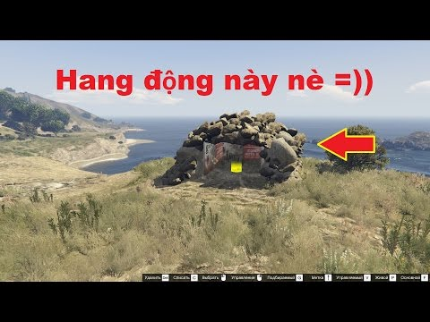 GTA 5 Mod - Hang Động Quân Sự Bí Mật (Big Secret Base in the Cave) - Thời lượng: 22:05.