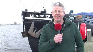 Preview op de boot bij Het Knopjesmuseum