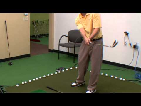 How to Hit a Draw Shot in Golf : Golfing Tips