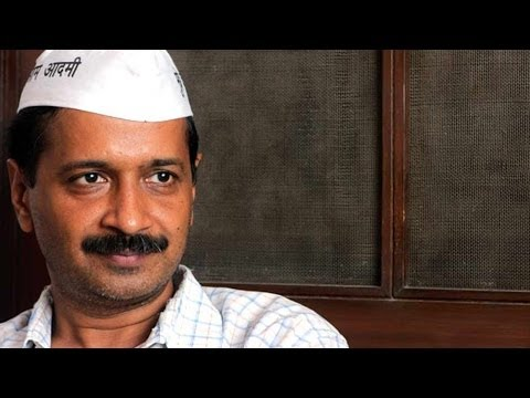 God is with the Aam Aadmi Party: Arvind Kejriwal 24 April 2014 10 AM