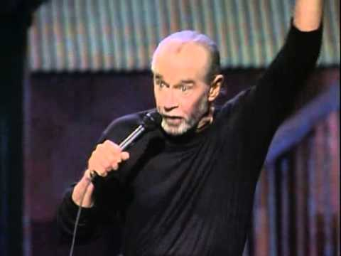 George Carlin - on airlines and flying