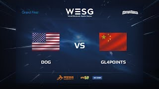 Dog vs GL4points, game 1