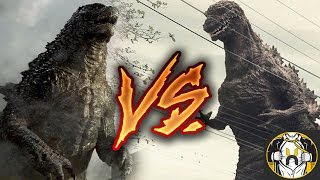 Nonton Godzilla 2014 Vs Shin Godzilla 2016  Who Wins  Film Subtitle Indonesia Streaming Movie Download