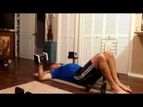 Show Me the Moves: Body Beast Tempo Chest & Tris