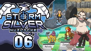 ALL GROWN UP against CHUCK! Pokemon Storm Silver Nuzlocke #06 by aDrive