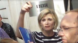 Doctor Who Jodie Whittaker in London 12 08 2017 ( 4)