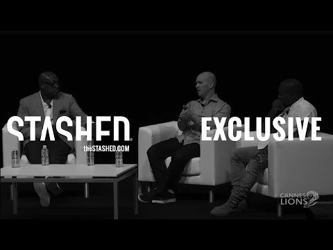 theSTASHED.com Exclusive: Kanye West, Steve Stoute & Ben Horowitz Talk Tech At Cannes Lions