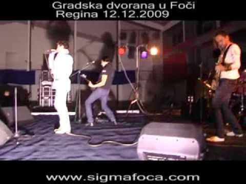 Koncert grupe Regina u Foči
