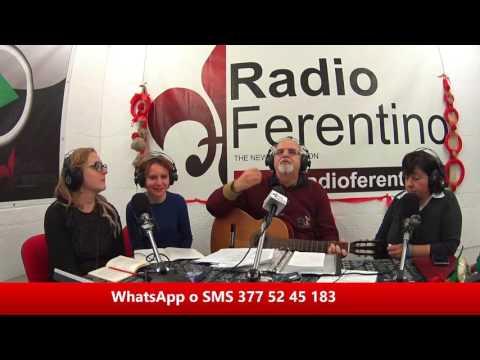 Radio Ferentino – Intervista al poeta e musicista ciociaro Giorgio Fiorletta.
