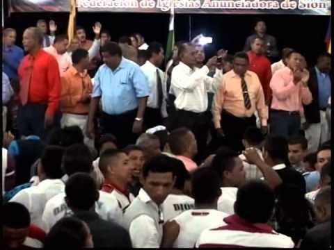 "Wilmer Romero, Ungimiento; Campamento ""Medanito 2014"""