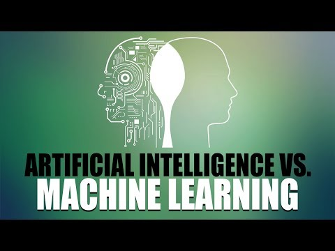 The Difference Between Artificial Intelligence And Machine Learning | Eduonix