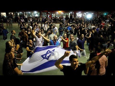 Israël fête sa victoire à l'Eurovision
