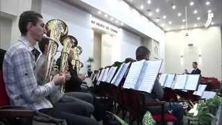 Video Fanfara Gloria Arad - Eroii Slavei MP3, 3GP, MP4, WEBM, AVI, FLV Januari 2019