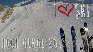 Hochgurgl Austria  city photo : Skiing Hochgurgl Austria 2015