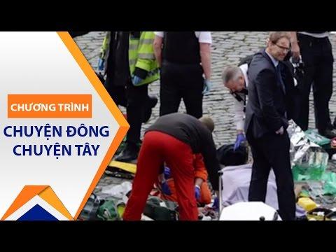 Người hùng giữa thảm kịch tại London | VTC - Thời lượng: 90 giây.