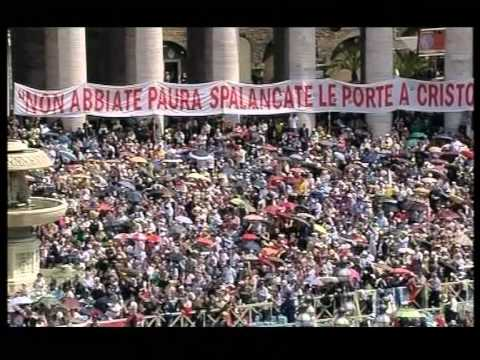 [PART 2] Beatification and Canonisation of Pope John Paul II on 1st May 2011