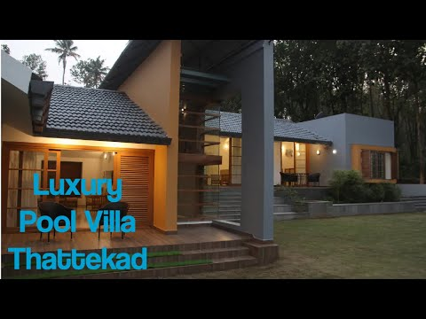 Cochin Series 002 - Luxury Pool Villa - Thattekad
