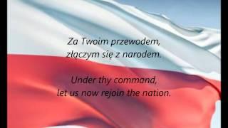 National Anthem of Poland -