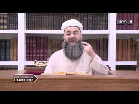 İhsan Şenocak Hocaefendi ile Mişkât Dersleri 19.Bölüm Lâlegül TV