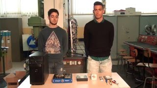 "Progetto ""Workstation"" Video tutorial"