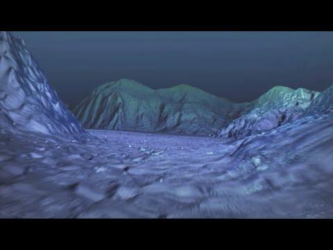החיפושים אחרי המטוס המלזי הנעלם הביאו לגילוי עולם תת ימי