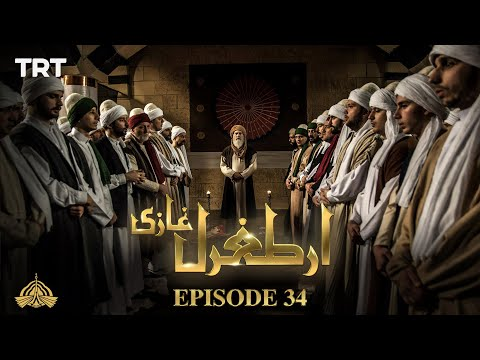 Ertugrul Ghazi Urdu | Episode 34 | Season 1