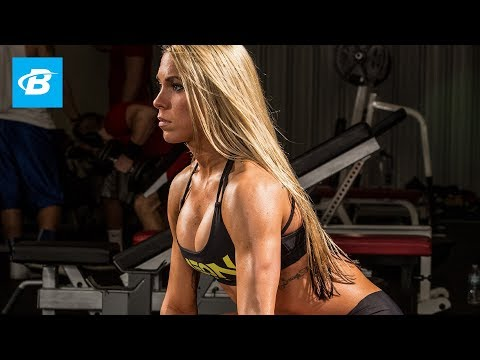 Ashley - Get Ashley's Full Routine Here: http://bbcom.me/1wJlt2p There's nothing quite like the feeling you get after a super tough leg workout. If you haven't felt it in a while, then you need to...