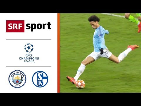 Manchester City - FC Schalke 04 | Highlights - Champions League 2018/19 - Thời lượng: 5:37.