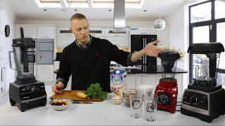 Chef's Secrets - Vitamix Smoothie