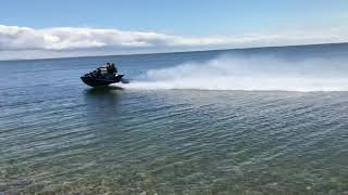 8. 2018 Sea Doo GTX 230 Top speed 68 mph