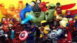 Video Lego Avengers vs The Hulk MP3, 3GP, MP4, WEBM, AVI, FLV Mei 2019