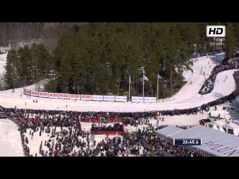 bjørgen - Woman's 10 Km Falun 2013 - Marit Bjørgen vs Therese Johaug Please watch in HD(720) quality for best viewing experience Sports-HD Production offers great vari...